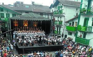 La banda de Música reedita su cita veraniega de Gipuzkoa Plaza