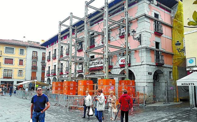 Casa Artola vio la luz como proyecto municipal destinado al alquiler