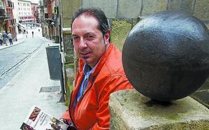 Rafa González Merino recibirá este sábado el 'Txapelaundi Saria'