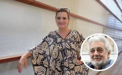 Ainhoa Arteta defiende a Plácido Domingo: «¿Qué hay de malo en que a un hombre le gusten las mujeres?»