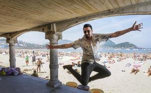 Álex Ubago estrenará single en Sagüés