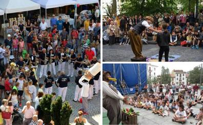 El ambiente festivo se hace con Gipuzkoa