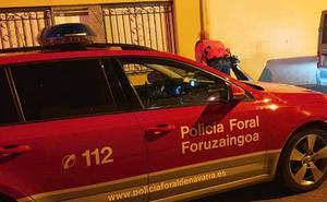 Multado un motorista con 2.801 euros en Navarra por conducir drogado y otros delitos