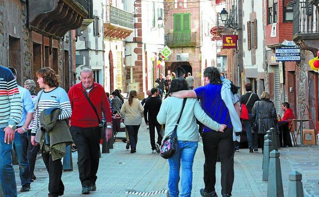 Navarra lidera el turismo rural con un 76% de ocupación para el puente
