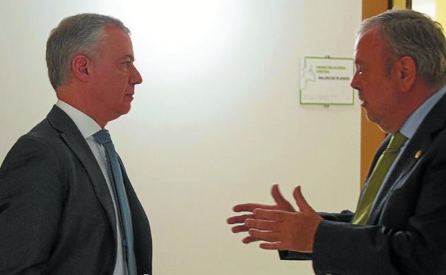 El Gobierno Vasco cerrará en septiembre su borrador de Presupuestos con la mirada puesta en el PP