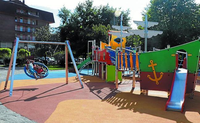 Atsobakar cuenta ya con nuevo parque