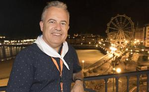 Jordi Beltran: «En cuestión de fuegos artificiales, San Sebastián es la Champions»