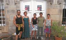 Encuentro de artesanos y productores en Elizondo