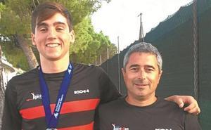 Jon Osa logra la medalla de plata en el XLI Campeonato de España Junior