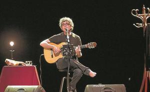 Pedro Guerra actúa el sábado en lrun de la mano del festival Bidasoa Folk