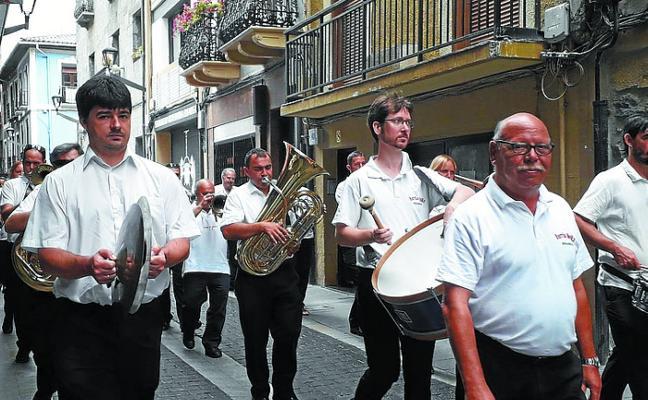 PROCESIÓN Y TORTILLAS POR SAN ROQUE