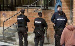 Los delitos aumentan en Euskadi un 6,76% en el primer semestre