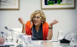Manuela Carmena no cierra la puerta al Consejo de Ministros
