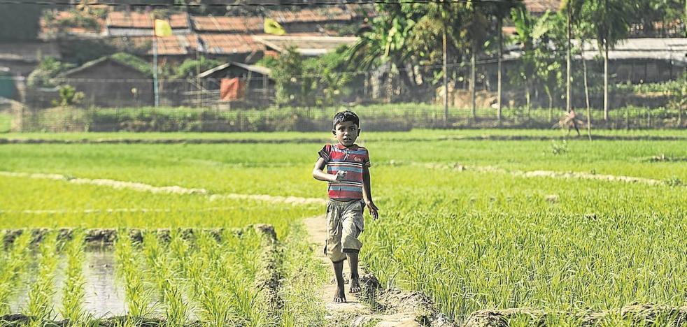 Los campos de refugiados de Bangladesh, el encierro infinito
