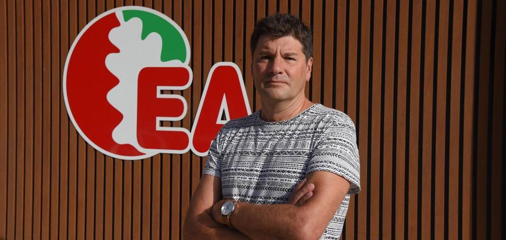 Mikel Goenaga: «Si las primarias de EA no son limpias, será muy difícil que nuestro sector presente candidato»