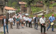Día grande en Arano con la celebración de la fiesta de San Roke