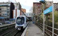 Astebetez, tren geltokia itxita egongo da Hendaian