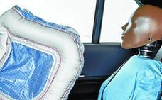 Los airbags siguen siendo una pieza fundamental para la seguridad total en la conducción