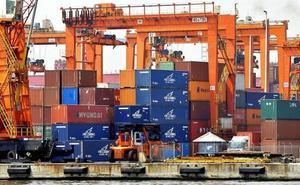El comercio entre los miembros de la zona euro sufre su mayor caída desde 2013