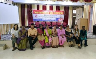 Indian eta Perun lankidetzan jarraitzen dute Euskadiko gazte boluntarioek