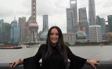Una lasartearra logra una beca para estudiar dos años un posgrado en China