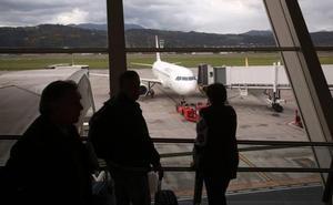 Sin acuerdo para acabar con el conflicto laboral en el aeropuerto de Loiu