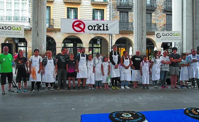 Larrun Arri convoca la cuarta edición del concurso gastronómico intergeneracional