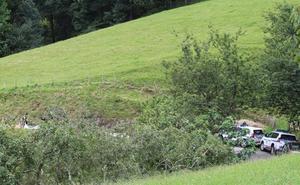 Un vecino de Azpeitia de 67 años fallece al embestirle un toro que se ha escapado de un caserío