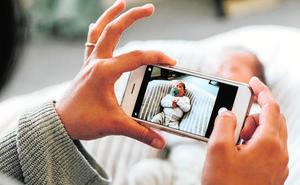 Fotos de menores en redes sociales: arma arrojadiza entre padres separados