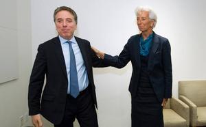 Nuevo ministro de Hacienda para una semana crucial en Argentina
