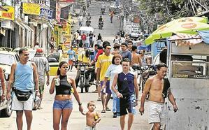 Uno más en la favela