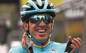 Ion Izagirre: «No me quedé a gusto con el Giro y voy a por una buena general en la Vuelta»