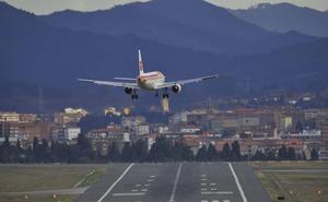 Se mantienen los paros de Iberia en Loiu tras no alcanzarse un acuerdo