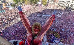 Marijaia ya reina en Bilbao
