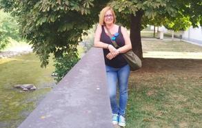 Yolanda Ortiz Rua: «Logré apartar a mi hijo del paso de la furgoneta que arrolló a dos personas delante de mí»
