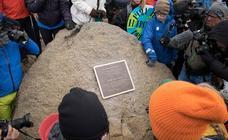 Islandia homenajea a su último glaciar