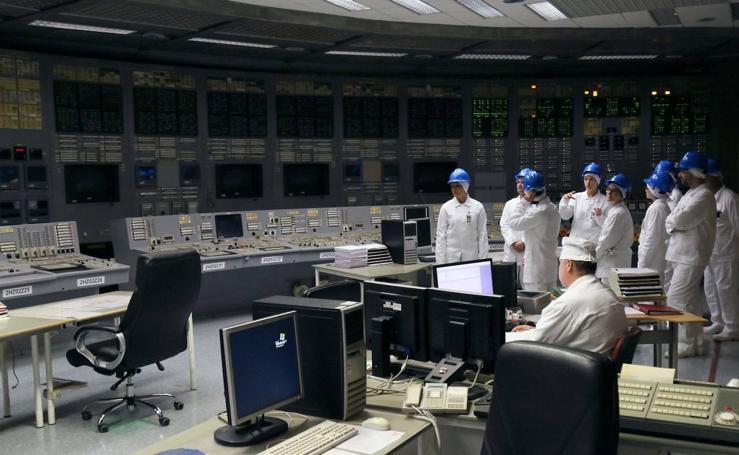 Los fans de la serie 'Chernobyl' de HBO