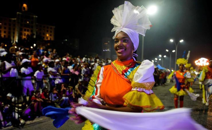 La Habana vive su carnaval
