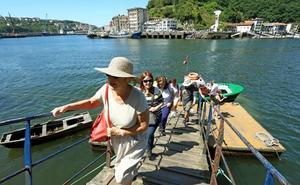 Gipuzkoa vive una temporada turística excepcional