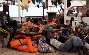 El Open Arms pondrá rumbo a Baleares si Italia y España garantizan la seguridad a bordo