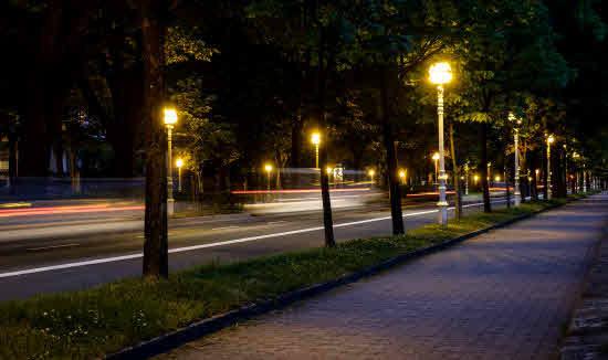 Donostiako Udalak LED argiak jarriko ditu hiriko lau puntutan