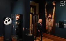 Exposición de Ed Sheeran en su ciudad natal
