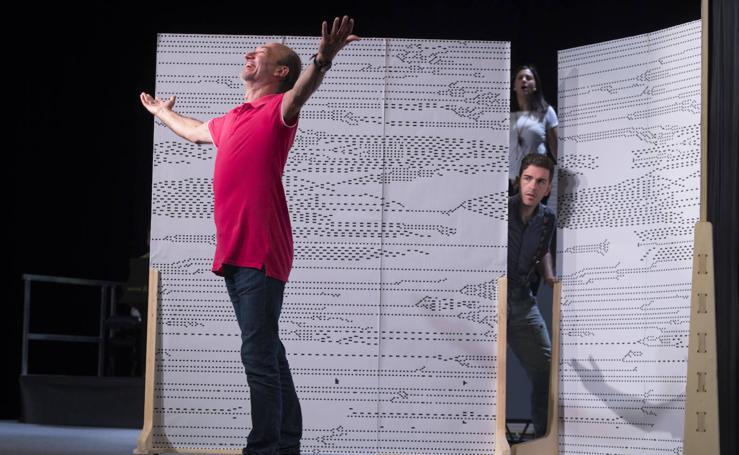 'Lau noten ópera', en la Quincena Musical