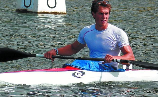 Aitor Gorrotxategi participa en el Mundial de sprint en Hungría