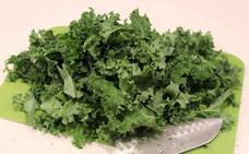 El Kale, un alimento extremadamente nutritivo