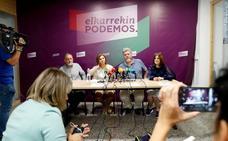 Diputados vascos de Elkarrekin Podemos participarán en la «contracumbre» del G7 para defender que «otro modelo es posible»