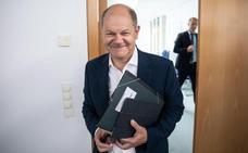 Scholz ya tiene pareja para optar al liderazgo del SPD alemán