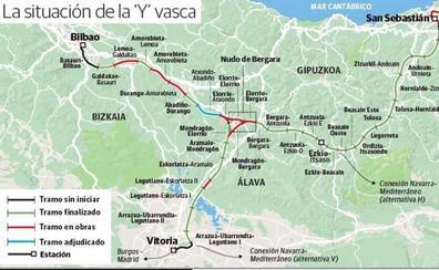 El presidente Sánchez contempla ceder más obras del TAV al Ejecutivo vasco como guiño hacia el PNV