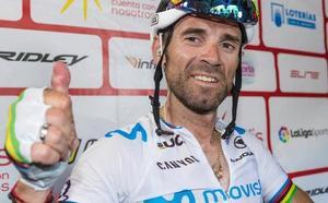 Movistar lleva otro tridente a la Vuelta, con Carapaz por Landa