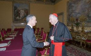 Urkullu visitará el Vaticano la próxima semana para presentar su propuesta de reparto de inmigrantes